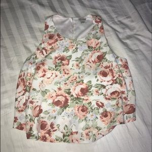 Guess Tops - Guess Floral Tank